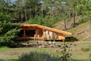 Shelters i Skov