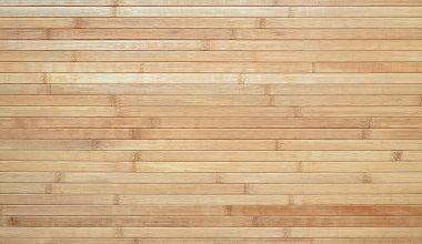 En form for bambus gulv oppefra