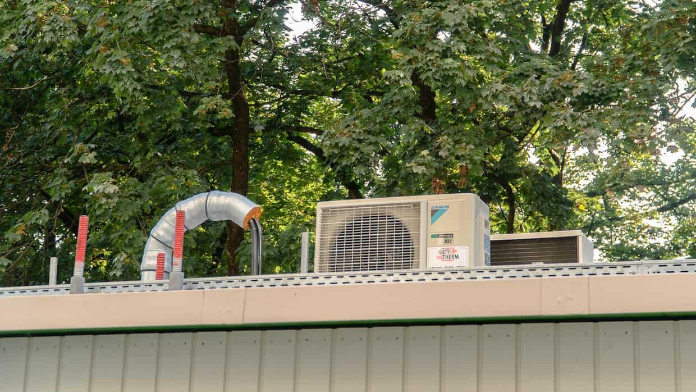 Varmepumpe og ventilation