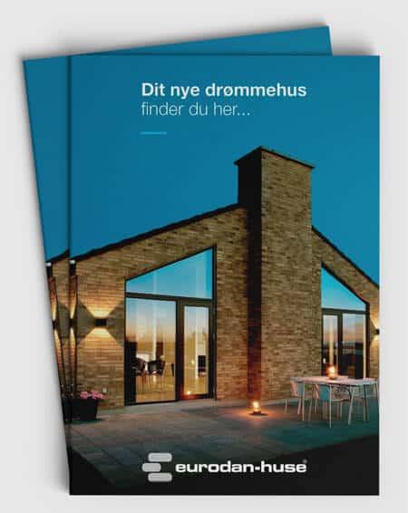 Katalog for Eurodan huse