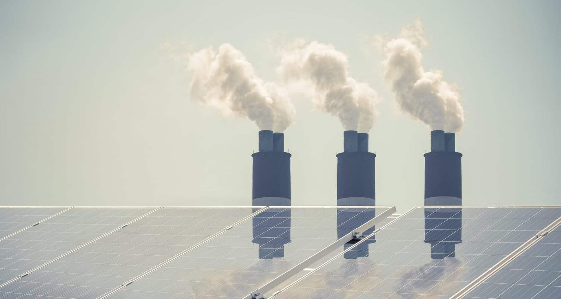 Grøn og forurenende fjernvarme i samme billede