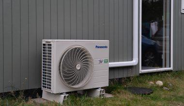 luft til luft varmepumpe i sommerhus